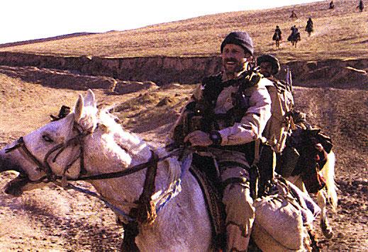 Army on Horseback