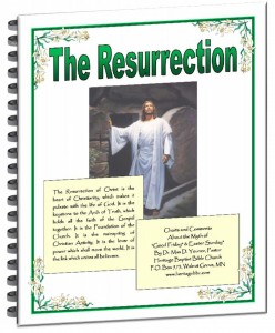 read online free or download a nice copy for teaching. The Resurrection - Charts and Comments clarifying the false traditions of the Catholic and Lutheran Churches, by Dr. Max D. Younce