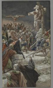 The Penitent Thief - James Jaque Tissot - Brooklyn Museum