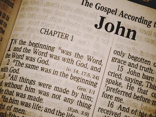New Radio - The Gospel of John