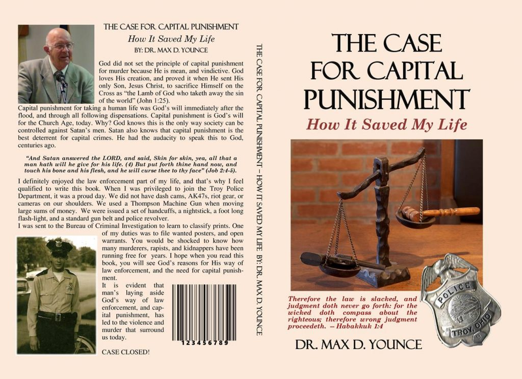 an analysis of capital punishment as reflected in the bible Punishment that allows criminals to reflect and reform themselves is arguably  more  the hebrew bible laid down the death penalty for murder,  not only in  combat, but also by summary executions of enemy combatants.